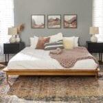 Busca simetría en tu dormitorio
