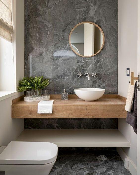 ¿Cómo hacer que un baño se vea elegante?