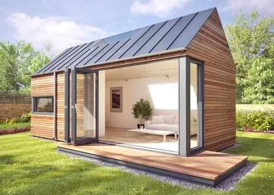 Diseños de casas de campo modernas y sencillas