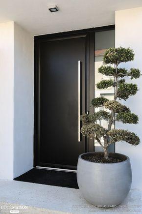 Diseños de puertas para casas pequeñas