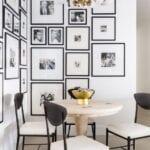 Galería de fotos en paredes