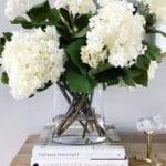 Hortensias para decorar interiores