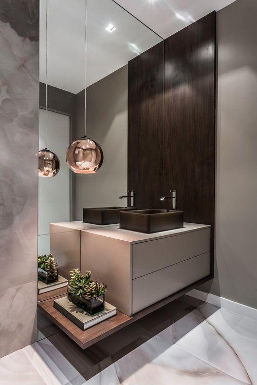Ideas para un baño elegante
