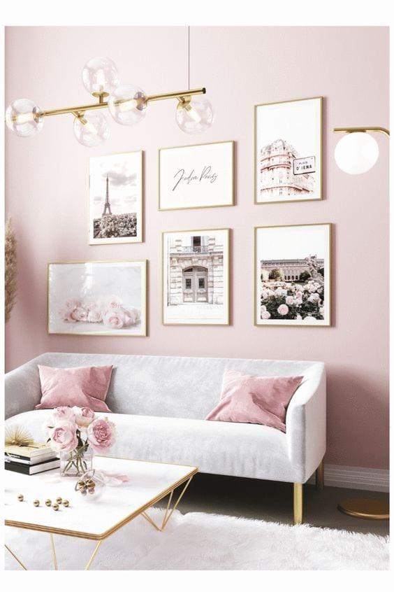 Maneras de agregar tonos pastel a la decoración de tu casa