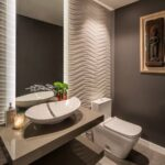 Materiales para conseguir un baño elegante