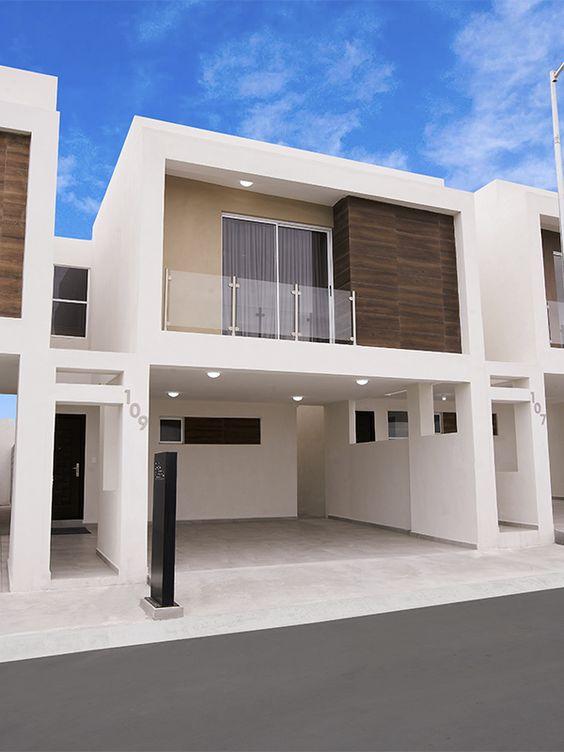 Planos de casas estilo duplex