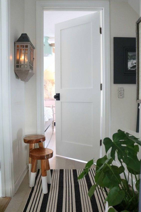 Puertas en tu habitación según el feng shui
