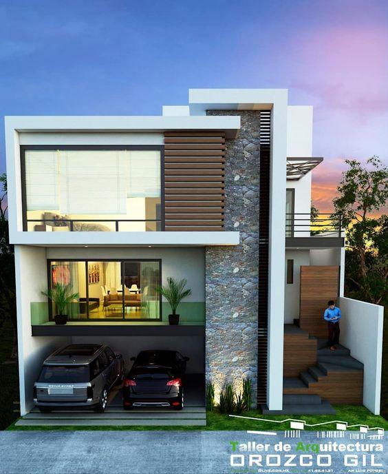 ¿Qué es una casa estilo duplex?