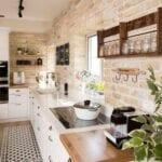 Revestimientos para casas de campo modernas