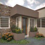 Revestimientos para fachadas de casas pequeñas