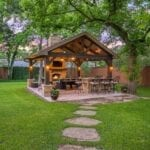Pérgolas para el patio o jardín