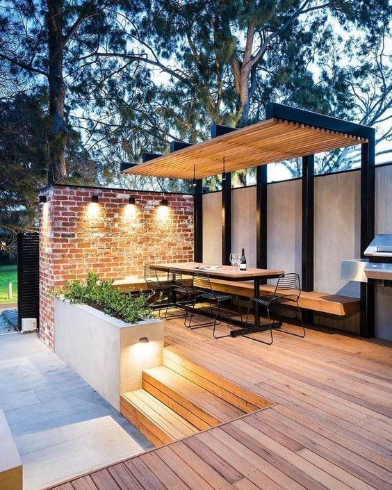 12 ideas para decorar el jardín o patio