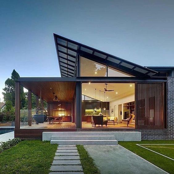 Ejemplos de techos para casas rústicas