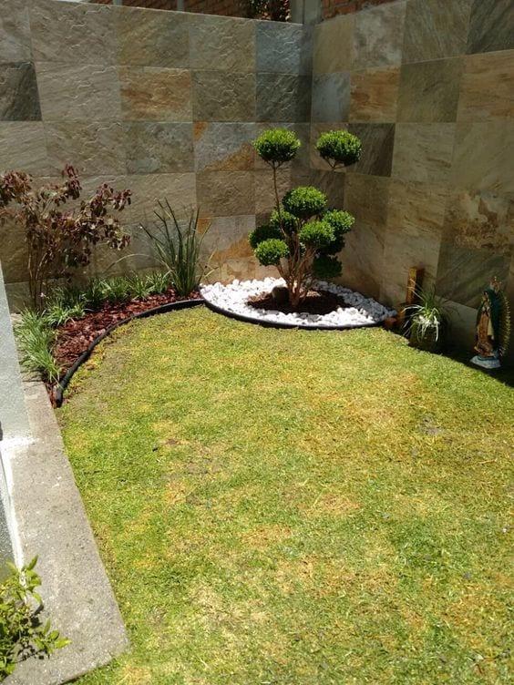 Ideas para decorar un jardín o patio grande