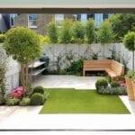 Opciones para decorar un jardín pequeño