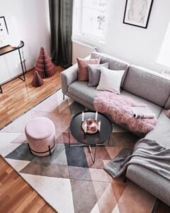 Accesorios decorativos para salas de estar pequeñas