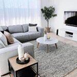 Distribución de salas de estar pequeñas
