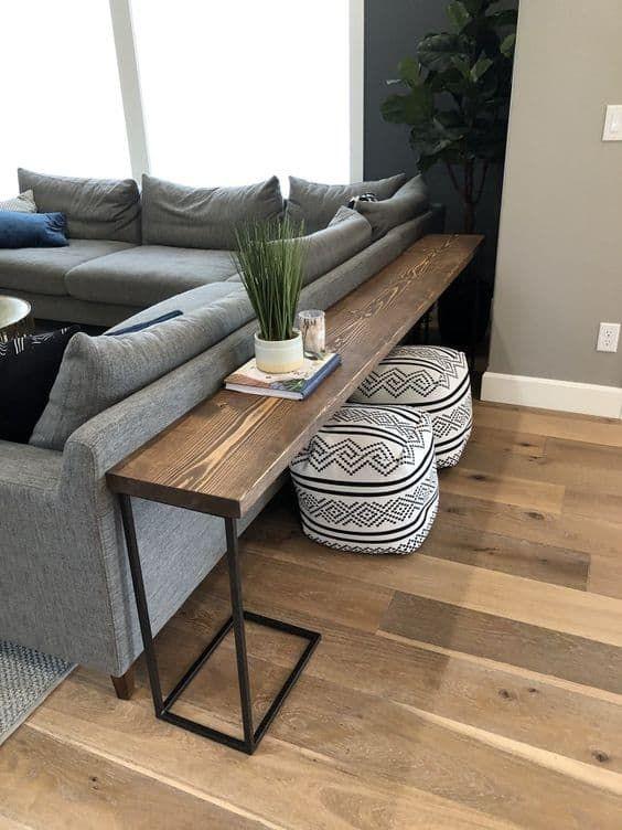 Muebles para salas de estar pequeñas