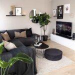 Salas de estar pequeñas con ideas para todo tipo de espacio