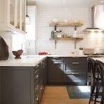 Opciones de colores para gabinetes de cocina modernas