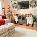 Accesorios decorativos navideños tradicionales