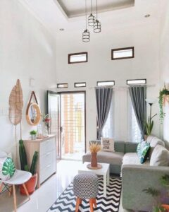 Iluminación para salas pequeñas
