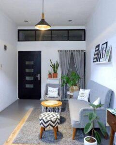 Ideas para salas pequeñas y acogedoras
