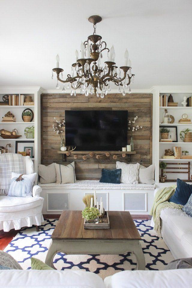 Organización para salas de estar