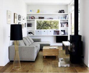 Accesorios decorativos para salas de estar